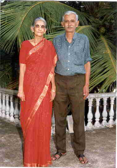 My Greatest Assets - My Dad and Mom