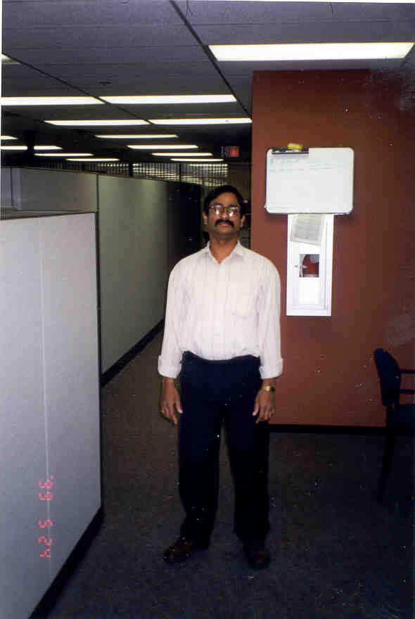 My Good Friend/Guru/Philosopher/The Big Boss in Engineering and Technology!! Partha Roy
